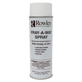 2-110-TO-PL320 | Fray-A-Way Spray