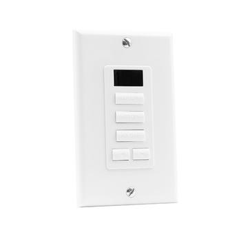 6-700-AT-C1W06 | VTi® Celtic RF Wireless Wall Switch 6 Channels