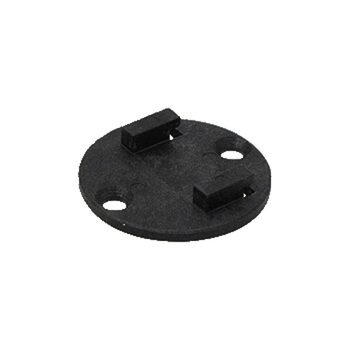 6-700-BR-4SLAM | Rollux Motor Support Black for 35mm motors