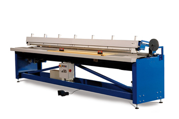 W-ILXXX | Folding and Welding Machine
