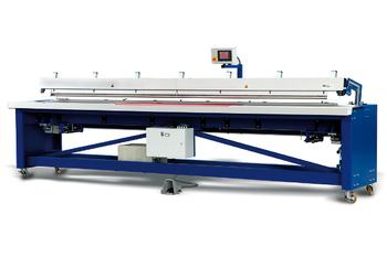 W-ILXXX | Folding and Welding Machine