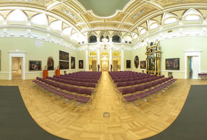 Prenovljena narodna galerija 2