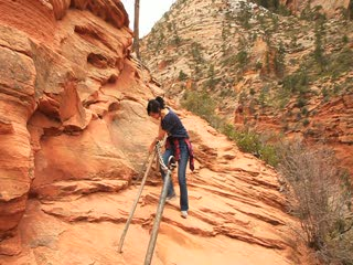 Zion national park_Angel Landing Point_2
