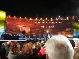 La Traviata, Brindisi, Arena di Verona