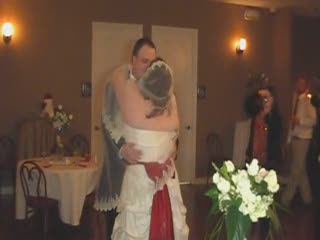 "First Dance.  Long song.  Got cut off a bunch.  See my Facebook for the whole thing.  Called ""Love Grows""."