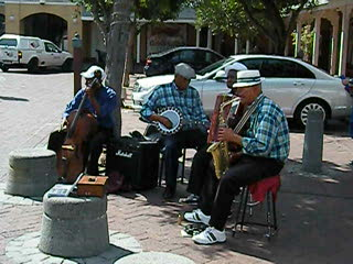 New Orleans Jazz at the V& A Waterfront Capetown
