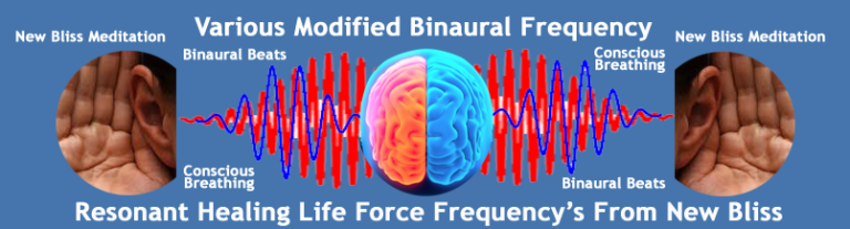 New Bliss Binaural Beats Chart