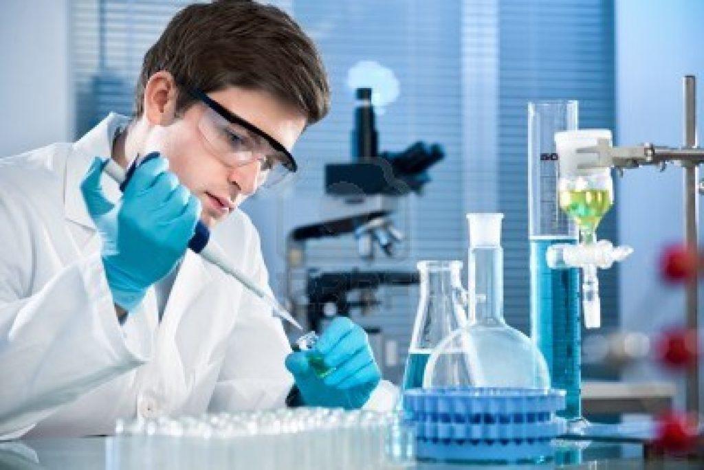 2 scientist