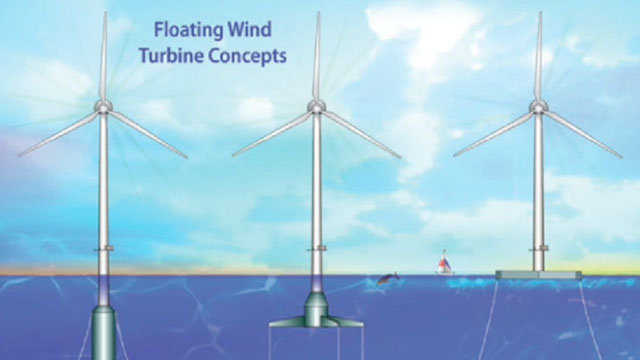 Icon for: Floating Wind Turbines Design Standards