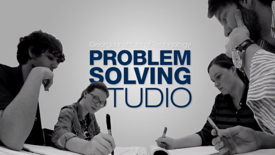 Icon for: The Problem Solving Studio