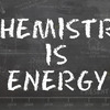 Chemistry is Energy