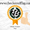 TRUST AN EXPERT, TRUST CHECKERED FLAG