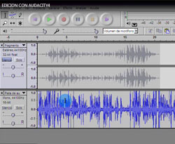 Curso vdeo Edicin de sonido. Audacity (Parte 4)