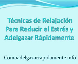 Curso vdeo Cmo adelgazar con tcnicas de relajacin