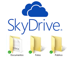 Curso vídeo Sincronizar carpetas con SkyDrive como copia de seguridad. Windows 8