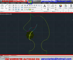 Curso vídeo Empalme. Autocad civil 2012