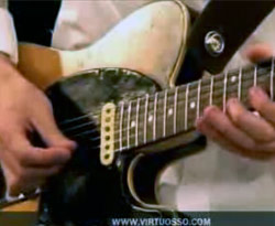 Curso vídeo Curso de guitarra. Cómo tocar The wall