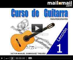 Curso vdeo Guitarra para principiantes. Afinar la guitarra