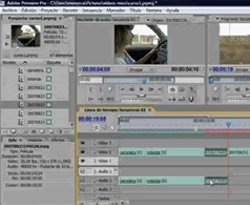 Curso vdeo Adobe Premiere tutorial. Marcas de entrada y salida