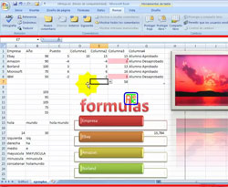 Curso vídeo Excel 2007 (tutorial). Proteger archivos o documentos