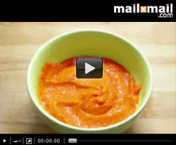Curso vdeo Salsa de tomate. Receta de cocina