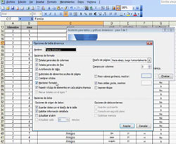 Curso vídeo Excel 2003. Tutorial: tablas dinámicas