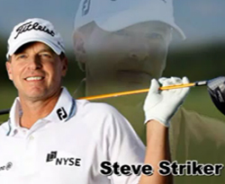 Curso vídeo Tutorial de golf. Técnica de swing de Steve Striker