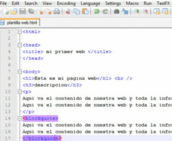 Curso vídeo Tutorial de HTML. Enlaces y link (2/2)