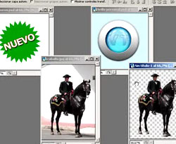 Curso vídeo Photoshop. Diferentes formatos