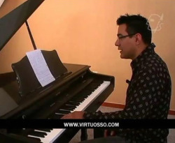 Curso vdeo Tocar el piano. Slides o transiciones