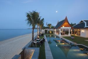 Soothing tropical Luxury villa