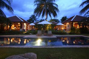 Relaxing Beachfront villa