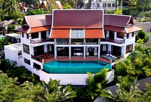 Luxury 5 Bedroom Villa In Patong