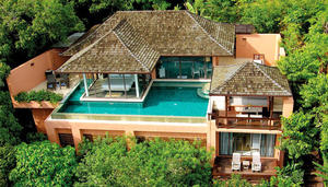 Alluring 2 Bedroom Pool Villa in Phuket