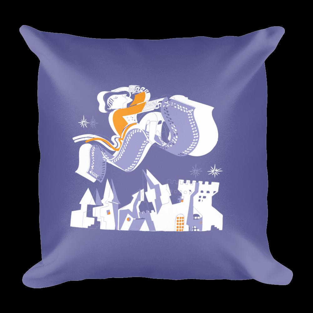 Magic Carpet Pillow