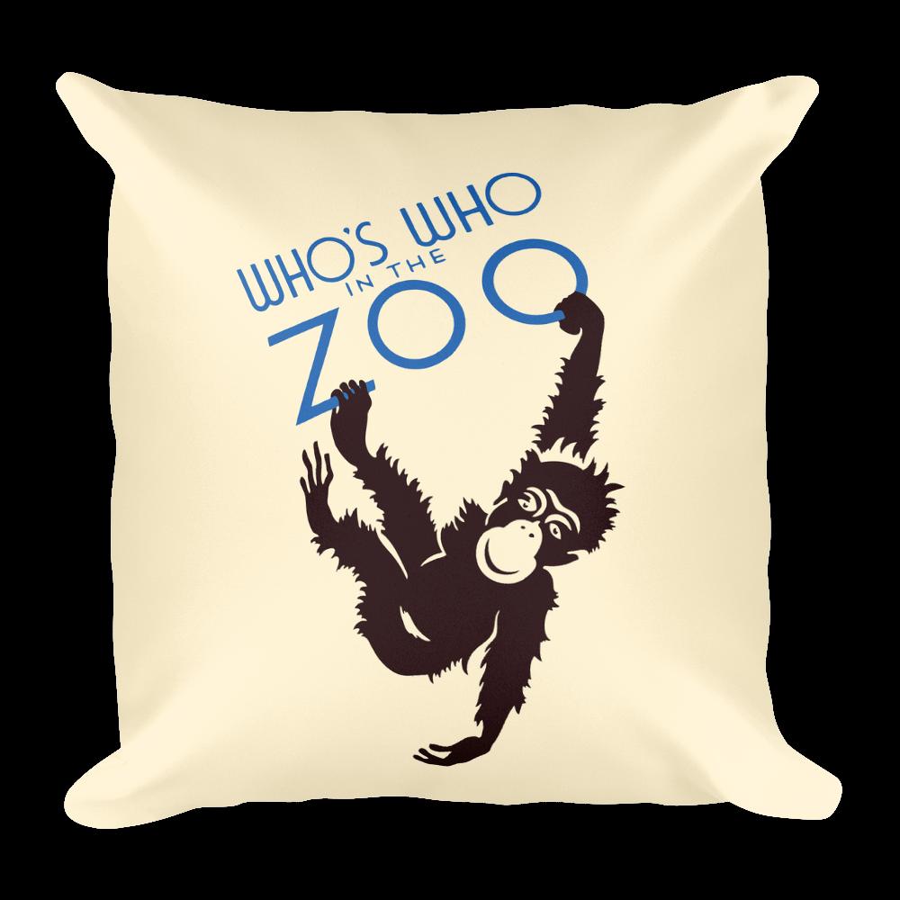 Monkey Pillow