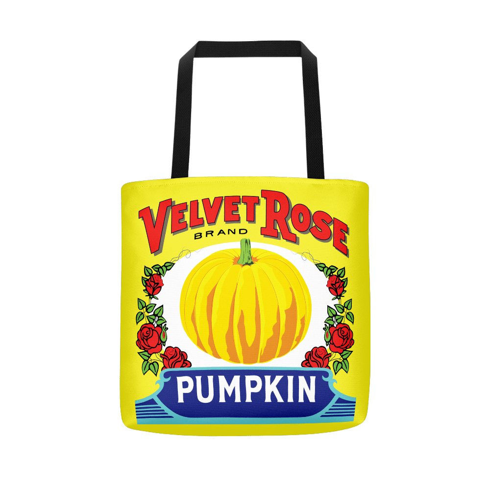 Velvet Rose Pumpkin