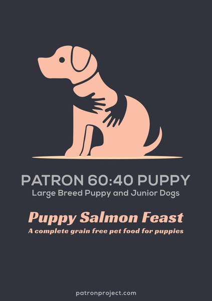 3 663313609 large breed puppy salmon feast