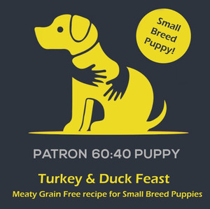 3 141540284 3 489198272 small breed puppy   turkey with duck square