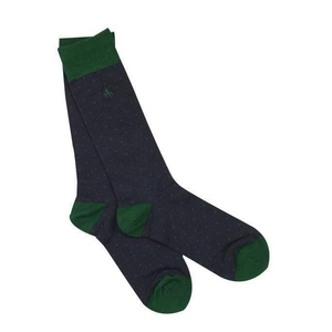 6 98643475 socks spotted navy bamboo socks 1 2048xsq