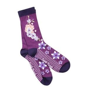 6 626601055 socks violet bamboo socks 1 2048xsq
