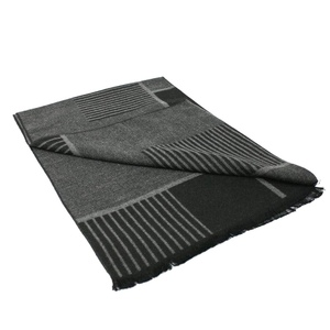 6 937328617 scarves black and grey tiled bamboo scarf 1 2048xsq