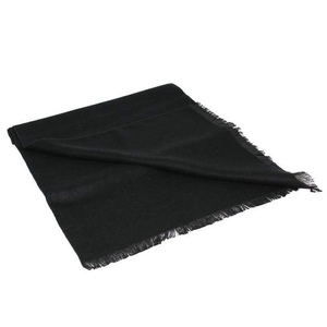 6 430461128 scarves jet black bamboo scarf 1 2048xsq