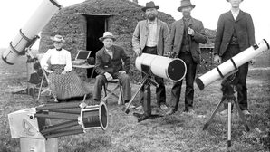 Turn of the century astronomers