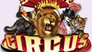 Shrine circus logo