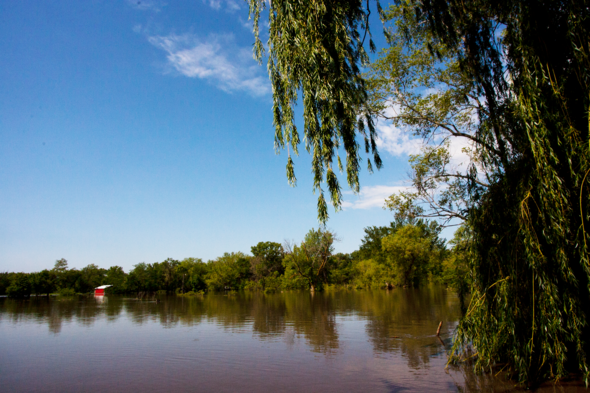 Dead timber state recreation area for Nebraska fishing permit
