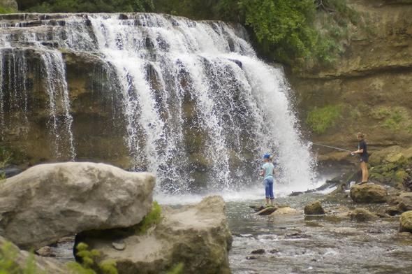 Snake River Falls