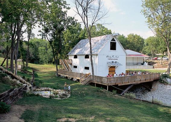 Whiskey Run Creek Vineyard Amp Winery
