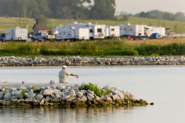 Lake wanahoo state recreation area for Nebraska fishing permit