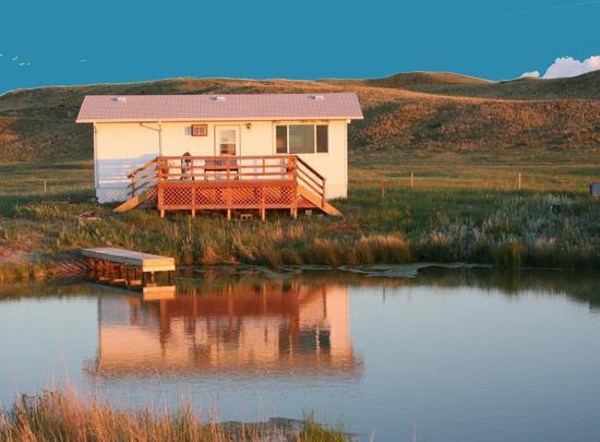 Killdeer Nook Cabin Rental